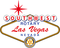 Rotary Club of Las Vegas Southwest Logo